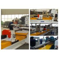 China 80 - 300mm Diameter Weld Wire Mesh Machine For Oil Well Sand Control on sale