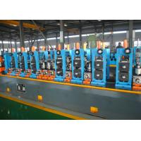 Quality HG76 Carbon Steel Tube Mill Machine for High-frequency Straight Seam Welded Pipe for sale