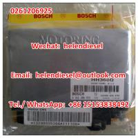 Buy Genuine and New BOSCH Engine Control Unit 0261206925 , 0 261 206 925 ,  Bosch original and brand new ECU at wholesale prices