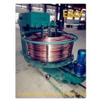 China Multifunctional 2 Roller Cold Metal Rolling Mill For 20mm - 8mm Metal Wire on sale