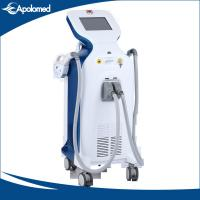 Quality Multi Spot Professional Laser Hair Removal equipment / Acne Pigmentation Removal for sale
