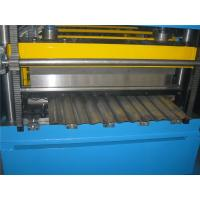 Buy cheap 4.0mm Thickness Silo Steel Roll Forming Machine Gcr15 With Chrome Treatment from wholesalers