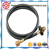 Quality 10*16mm PVC Braided LPG Gas Hose lpg hose in rubber hoses made in China for sale
