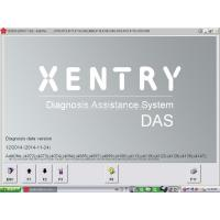 Quality 2014.12 Latest Version Offline Coding And Added W204 MB Star C3 HDD Software Xentry+DAS for sale