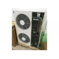 Quality Air Cooled 0 ℃ Refrigeration Condensing Unit 5HP Copeland Compressor For Blast Freezer for sale