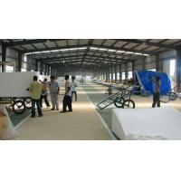 Buy cheap Continuous Polystyrene Sponge Foam Manufacturing Equipment For Mattress / Pillow from wholesalers