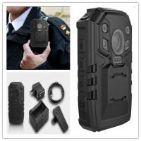 Buy cheap Ambarella 5MP CMOS Police Body Worn CCTV Cameras with H.264 Multiple Recording Resolution from wholesalers