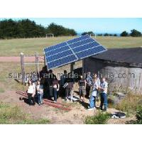 Buy cheap 4 Horse Power Big Flow Solar Pump from wholesalers