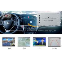 Quality GPS Navigator Interface System / Honda Video Interface GPS Navi for Right Hand Drive HR-V for sale
