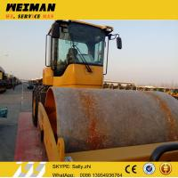 Quality SDLG road roller RS8140 mechanical single-drum vibratory 14ton adopting VOLVO technology  for sale for sale