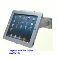 COMER restaurant shop table wall mount anti-theft display stand for tablet ipad in hotels