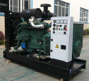 Quality 50KW open diesel generator set FAW-Xichai Engine 1500RPM 400V/3Ph / 50Hz for sale