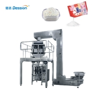 China Labeling Sealing 1000Gram Detergent Pouch Packing Machine on sale