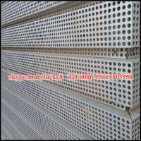 Quality Architectural exterior perforated metal facade for sale