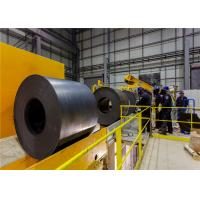 Quality S235JR Black Pickling And Oil Hot Rolled Steel Coil for sale