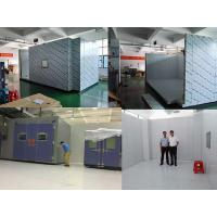 Buy cheap Aerospace and Defense Use Simulation Climatic Test Chamber For Heat Cold Testing product