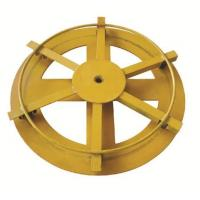 China Heavy Duty Transmission Line Stringing Tools Cable drum jack /  Pay off Cable Reel Stand on sale