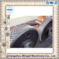 Quality Custom Hobbing Herringbone Bevel Gear Assembly Transmission Parts for sale