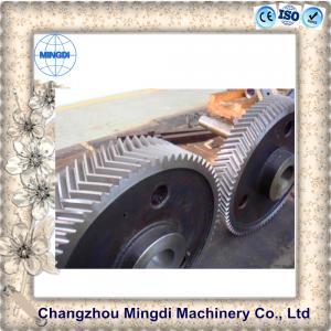 Quality Custom Hobbing Herringbone Bevel Gear Assembly Transmission Parts for sale