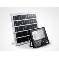 Quality High Lumen Garden Security Solar Powered Flood Lights 80W Remote Control for sale