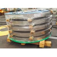 Quality Precision Cold Rolled Stainless Steel Strip 0.05mm - 1.2mm Thickness for sale