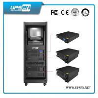 Buy cheap Modular Rack Mount UPS Uninterrupted Power Supply with Pure Sine Wave , Low Noise from wholesalers