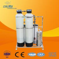 China Automatic Valves Industrial Water Softening System Reducing Total Hardness on sale
