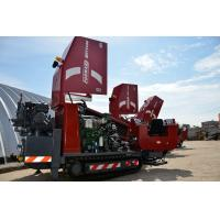 Buy 8-16 Angle Horizontal Directional Drilling Rigs With Engine Power 62KW at wholesale prices