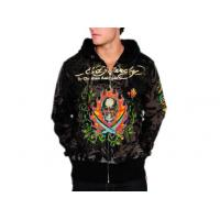 China 2009 Nwt Christian Audigier Men's Hoodie Outwear on sale