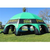 Quality Exhibition X - Gloo Inflatable Tents Industrial Marquee Displays for sale
