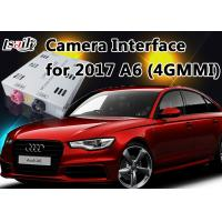 Quality HD Backup Camera Reversing Camera Interface for AUDI A6 support  Moving Parking Guideline , Mirrorlink Optional for sale
