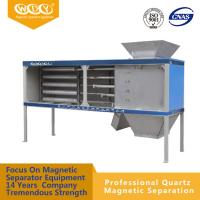 Quality 5 Layers Automatic Non Ferrous Metal Separator , Magnetic Separation Of Iron Ore for sale