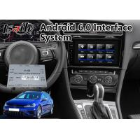 Quality Android GPS Navigation System for 2017-2019 Volkswagen Golf R Variant for sale