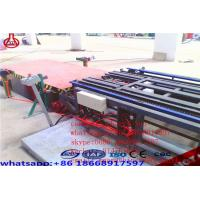 Quality PLC control eps sandwich Wall Panel Making Machine , mgo board making machine for sale