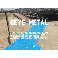 Quality Resort Mobile Beach Access Mats, Portable Roadway Surfaces, HDPE/UHMWPE Temporary Road Mats for sale