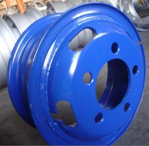 Quality 5.50-16 blue tire rims for sale