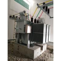 Quality Electrical Distribution Transformer Three Phase S11 / 13 SZ11 ISO 14001 Certified for sale