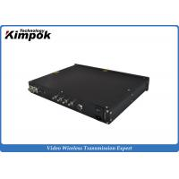 Buy cheap Multi Function 1080P HD COFDM Receiver HD Digital Video Broadcasting Receiver product