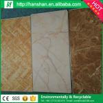 Quality Click interlocking pvc no glue non-slip wood grain vinyl plank flooring for sale
