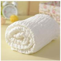 Buy cheap Magic Soft Newborn infant Baby 6 layer 8 layer Medical Guze Bath towel  Bathrobe Blanket product