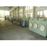 Quality PP Strapping Band Machine , Single Screw Strap Banding Machine for sale