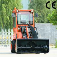 Quality wheel loader with telescopic extend boom DY840 for sale