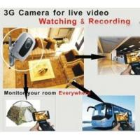 Quality 3G remote video alarm camera for live video CX-3G04 for sale