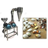 Quality Stainless Steel Nut Shelling Machine For Pecan Almond , Full Automatically for sale