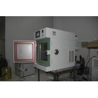 22-30L Climatic Test Chamber , Desktop Humidity Conditioning Chamber -20℃-100℃
