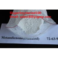 Quality CAS 72-63-9 Muscle Growth Steroids Dianabol Methandrostenolone Steroid Supplements Bodybuilding Prohormones for sale