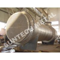 C-276 Floating Head Exchanger Condenser