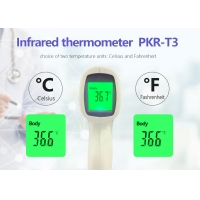 Quality Defeating Coronavirus Fever Test Ir Forehead Thermometer for sale