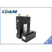 Buy cheap Two Way Datas RS232 COFDM Video Transmitter Non Light Of Sight Real Time Transmission from wholesalers