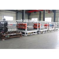 Buy cheap 880mm/1040mm Glazed Tile Roof Roll Forming Machine for Customized Plastic Colorful Roofing product